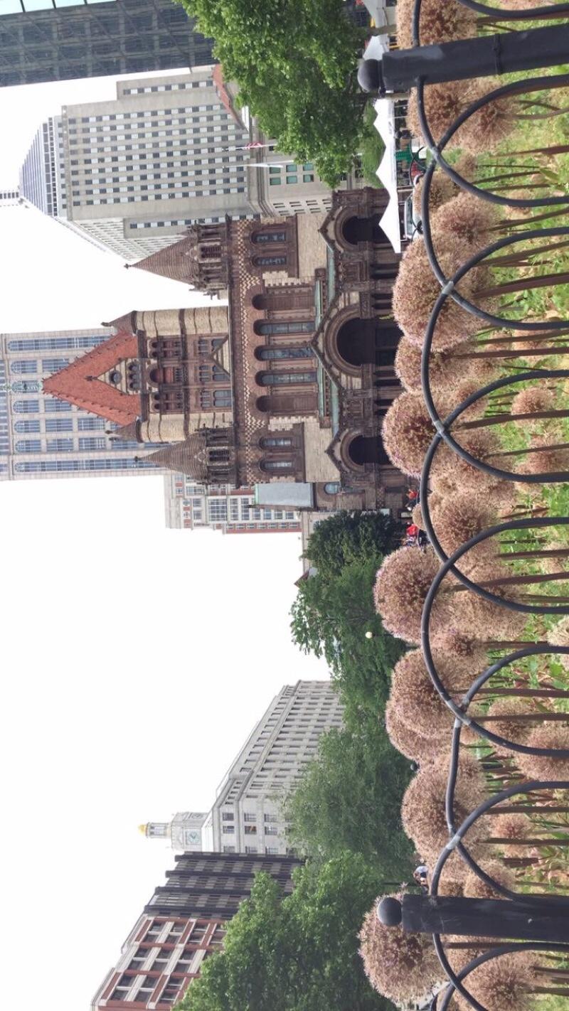 Public Library - Boston