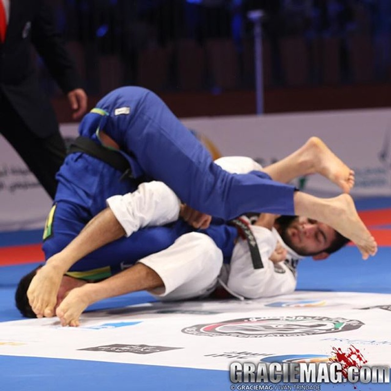 Galleries from Abu Dhabi: Blackbelt finals male and female defined