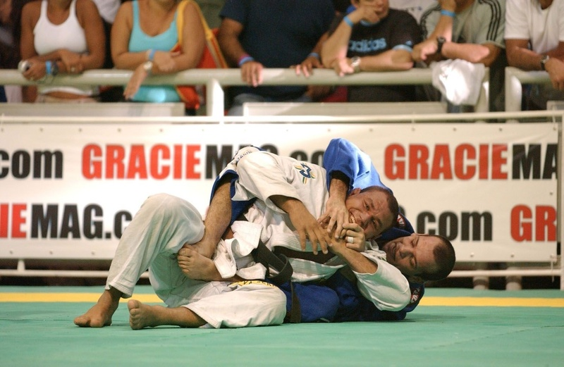 Xande Ribeiro vs Roberto Cyborg at BJJ Worlds 2006