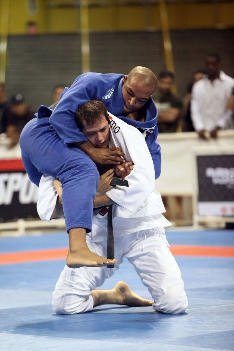 Bruno Bastos vs Roger Gracie at BJJ Worlds 2009