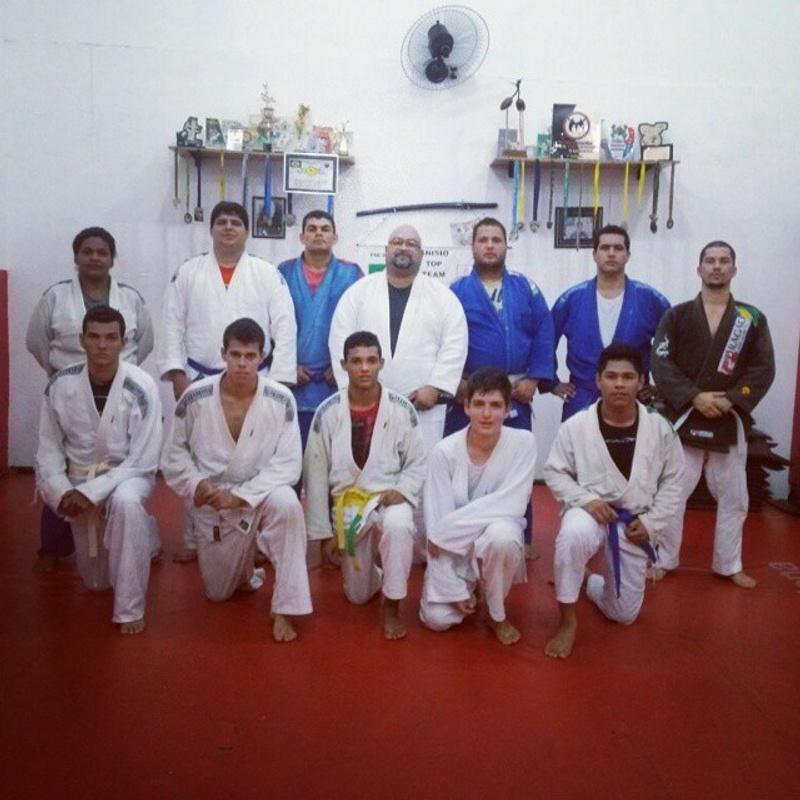 Let's roll. Team Anisio Silva Sinop-MT