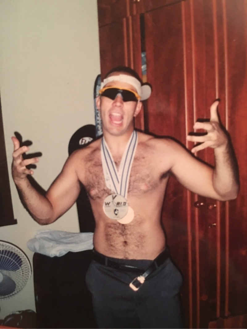 DRACULINO TEAM 1997-1999 GRACIE BARRA BH