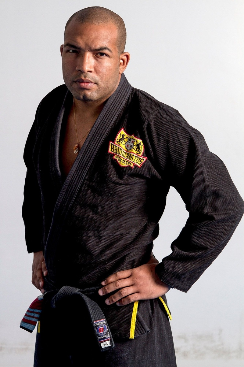 Brazilian Jiu-Jitsu veteran based on Texas Bruno Bastos will be Marcus Buchecha opponent in the first match of the IBJJF Pro League GP 2016.