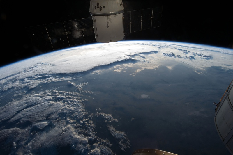 Earth from up there