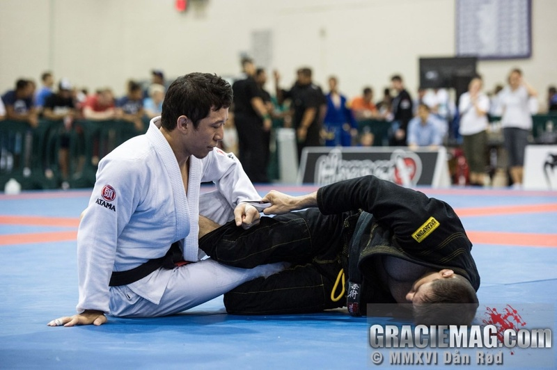 New York Open Jiu-Jitsu 2016: João Paulo Ferreira vs. Jin Yung at lightweight final