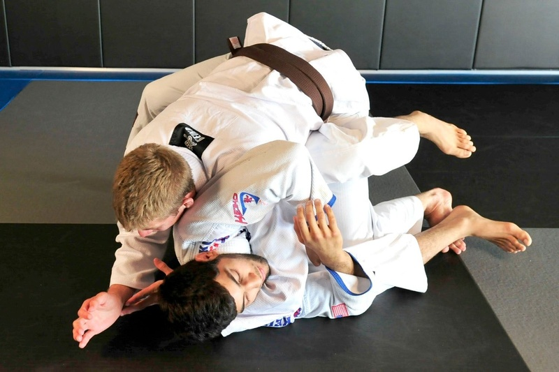 Brazilian Jiu-Jitsu lesson: Keenan Cornelius teaches how to apply an ezekiel choke from leg drag