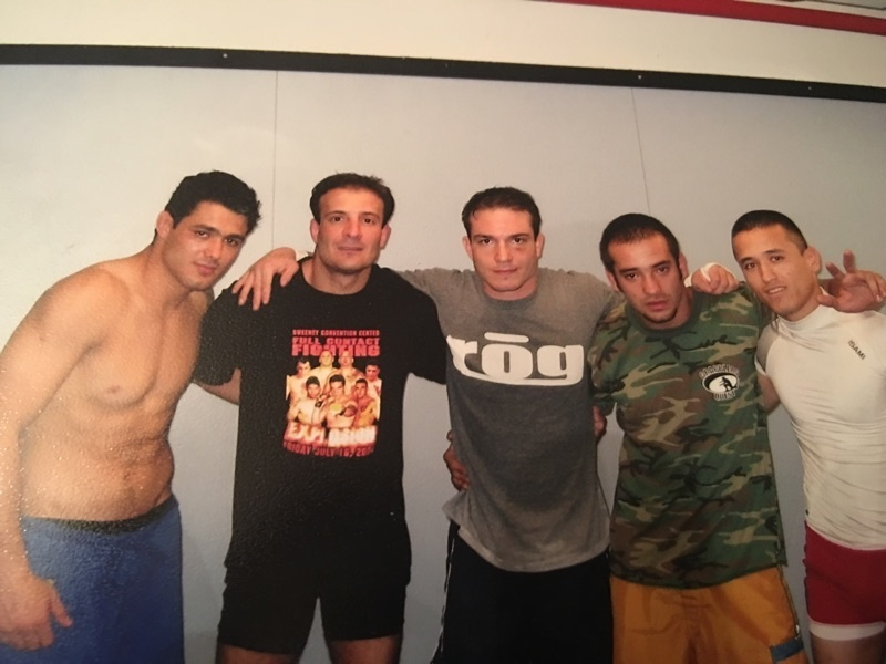 DRACULINO TEAM 1997-1999 GRACIE BARRA BH