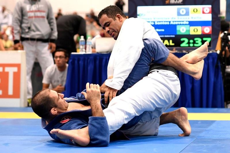 BJJ World Master 2016: Marcus Vinícius vs. Marcelo Uirapurú