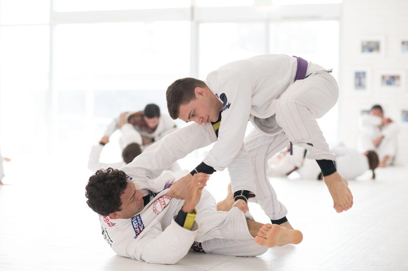 Guilherme Mendes takes care of Art of Jiu-Jitsu business before the Worlds