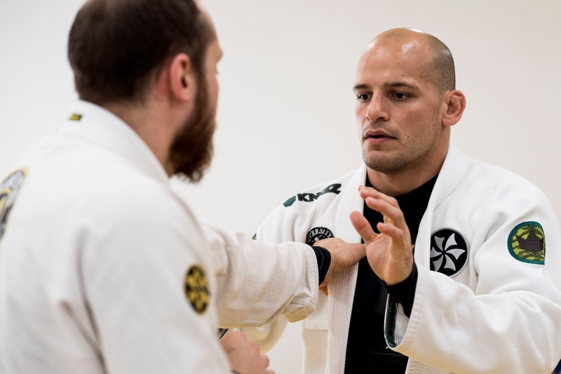 Xande Ribeiro is the second highest seed in the IBJJF Pro League GP 2016 bracket
