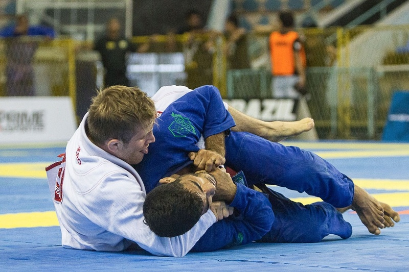 AJ Agazarm leads Gracie Barra in victory over Soul Fighters at Brazilian Teams' Nationals
