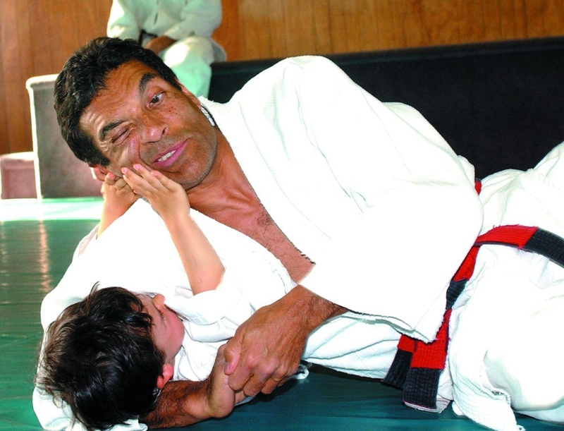 A day with Rorion Gracie