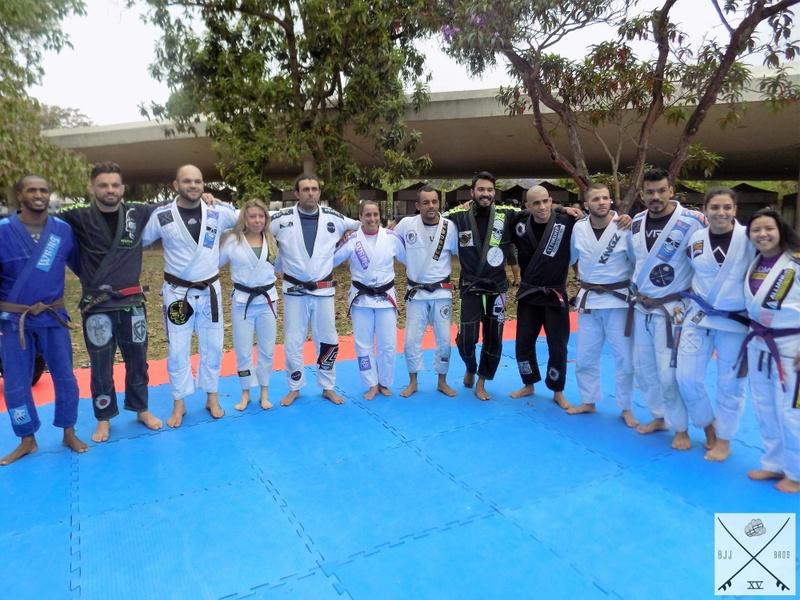 Coletivo BJJ Bros Parque Ibirapuera