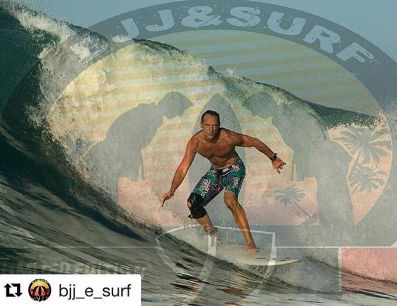 BJJ & SURF JIUJITSU Lifestyle