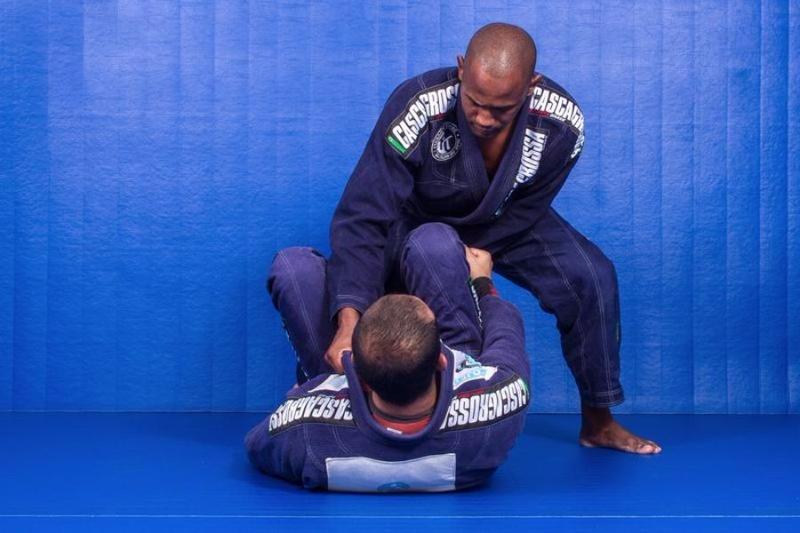 Fernando Tererê mostra como vencer a guarda De la Riva