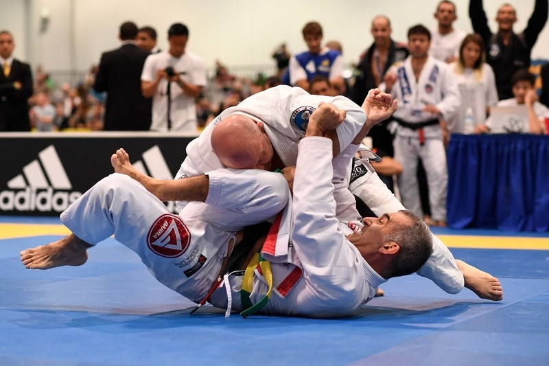 #worldmaster2016: Carlson Gracie Jr. competes to honor his father