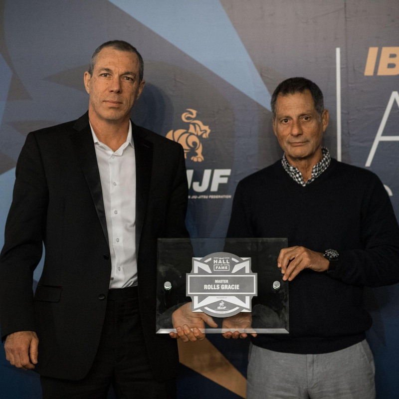 IBJJF Awards Ceremony 2016 honors BJJ athletes, schools and legends from the past