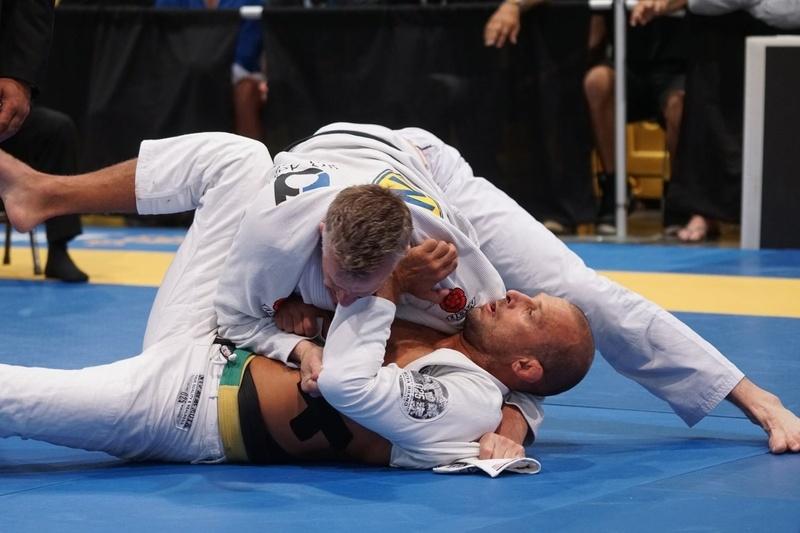 Rodrigo Medeiros vs Kevin Menard