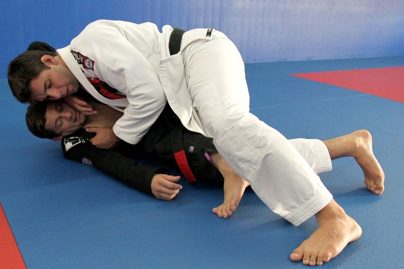 Brazilian Jiu-Jitsu lesson: Marcus Buchecha teaches how to pass guard straight to the mount