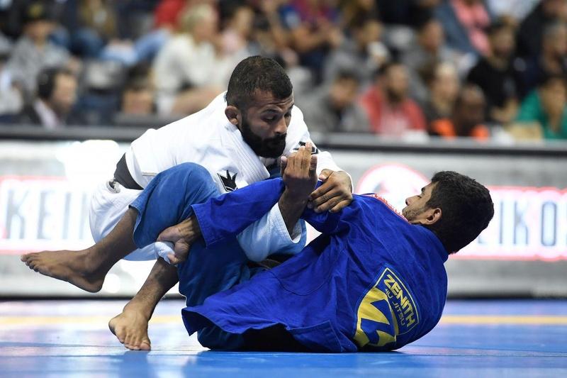 BJJ Worlds 2016: Bruno Malfacine vs. Rodnei Barbosa Gabriel