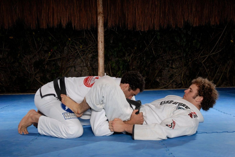 Brazilian Jiu-Jitsu ace Victor Estima teaches how to take the back
