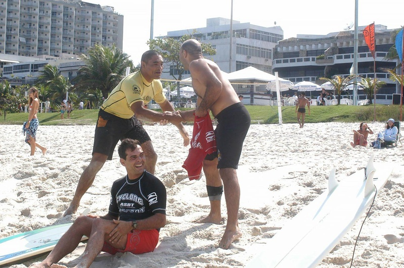 Surfe e Jiu-Jitsu: Black Belt de Surf 2003