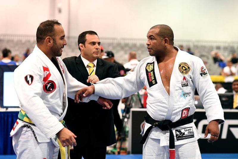 BJJ World Master 2016: Viktor Doria vs. Bruno Bastos