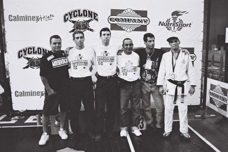 BJJ History: A tribute to Carlson Gracie