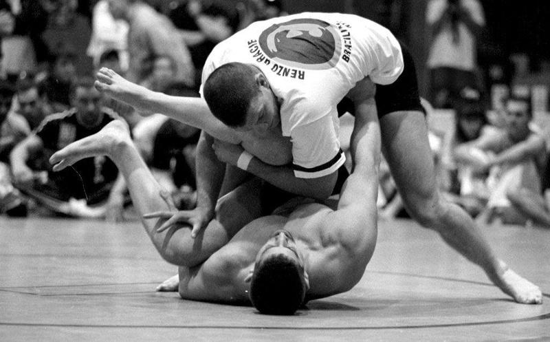 Relíquias do nosso Brazilian Jiu-Jitsu