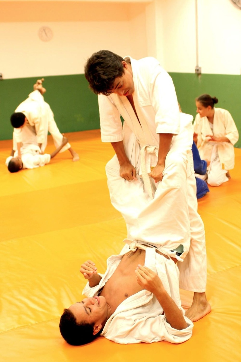 Brazilian Jiu-Jitsu is for all