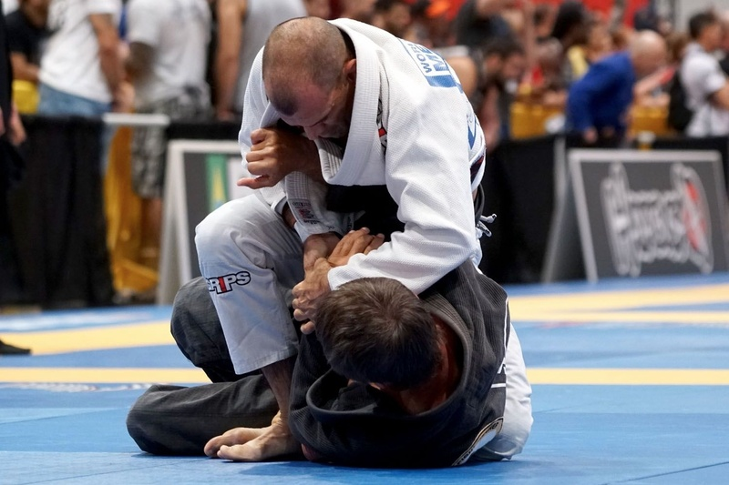 BJJ World Master 2016: Wellington Megaton gets double gold at master 5
