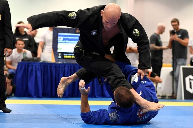 BJJ World Master 2016: Xande Ribeiro vs. Rafael Formiga