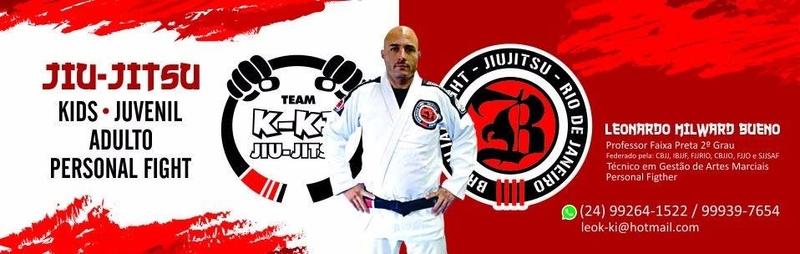 Momentos do Jiu-Jitsu