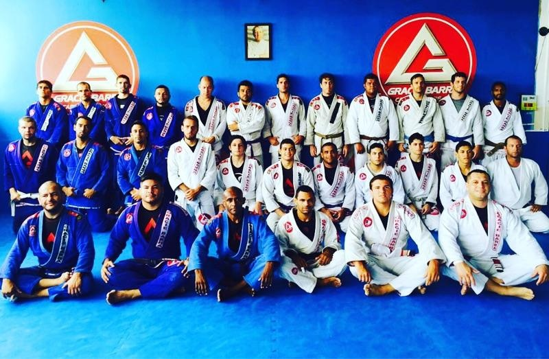 Gracie Barra RJ and Montreal