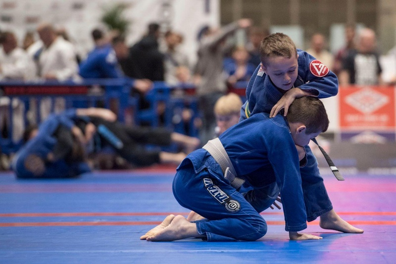 The 2016 BJJ British Open is under way