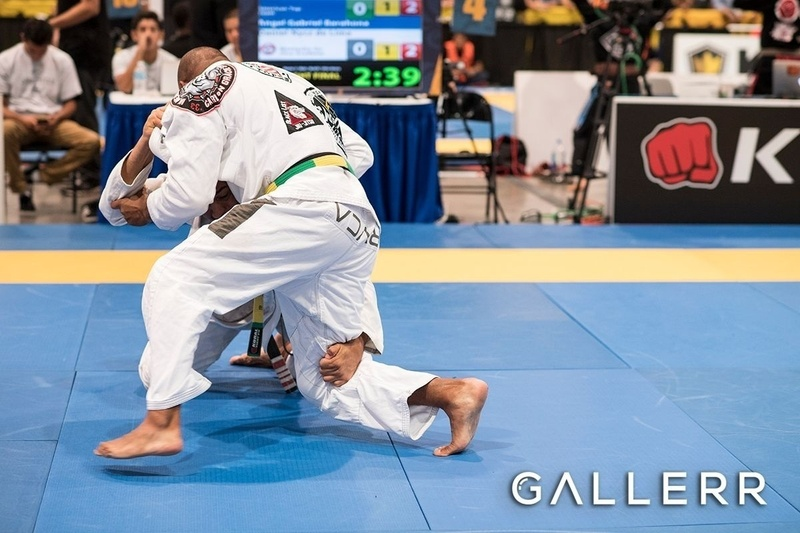 World Master BJJ: Daniel de Lima full takedown