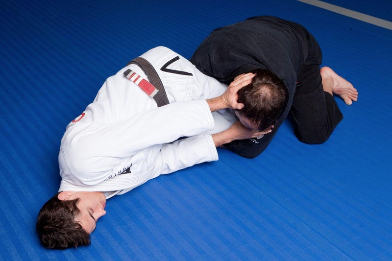 Caio Terra teaches a guard recovery