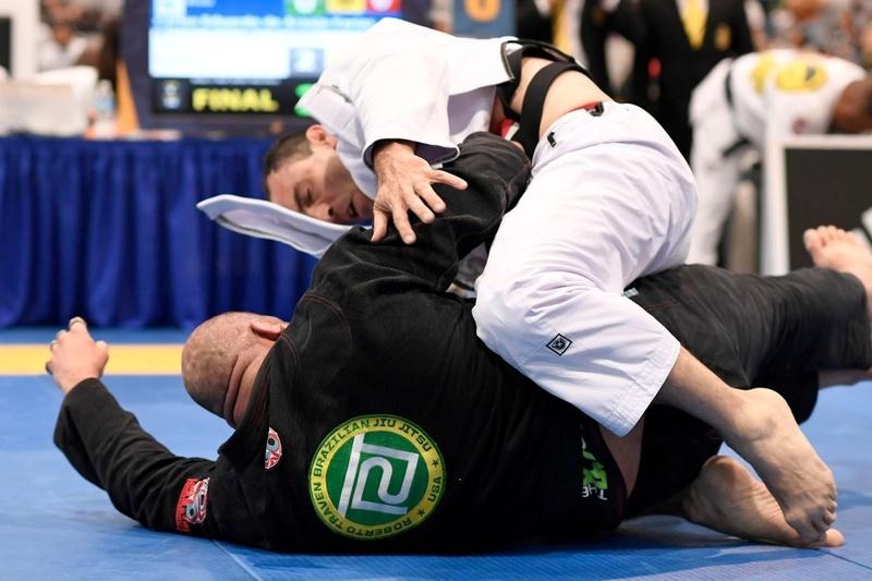 BJJ World Master 2016: Marcio Corleta vs. Carlos Eduardo