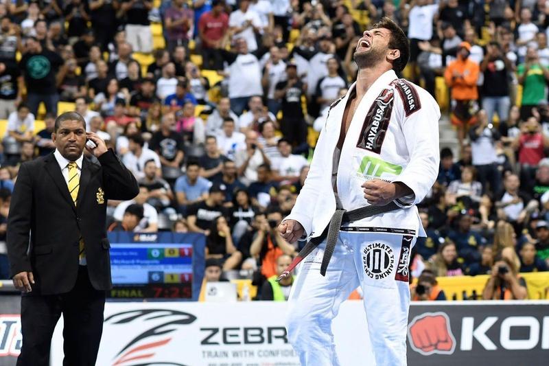 BJJ Worlds 2016: Marcus Buchecha vs. James Puopolo