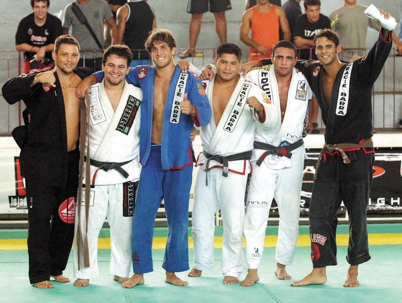 Brazilian Team 2016 - Left to right: Renato Babalu, Francisco Junior, Zorobabel, Paulo Samoa, Alexandre Café Dantas e Davi Vieira.