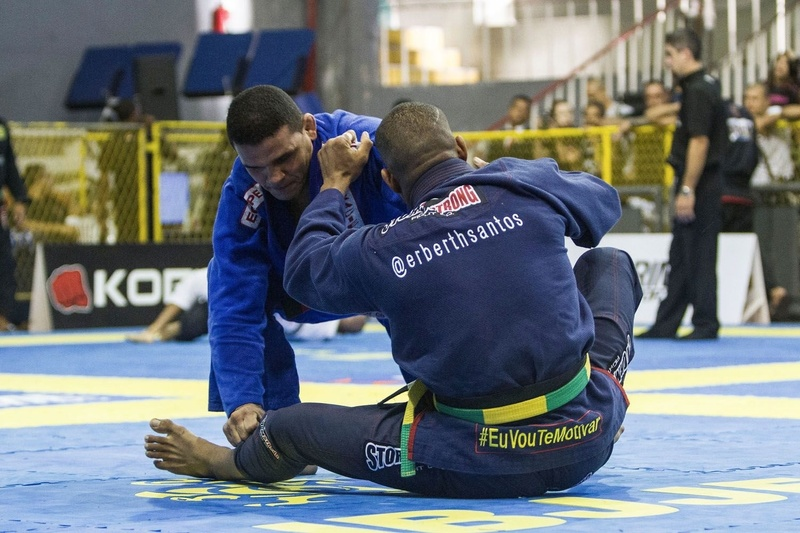 Rio Winter International Open Jiu-Jitsu: watch Erberth Santos in action at absolute