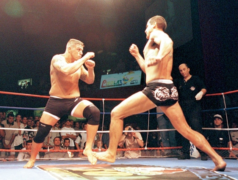 BJJ history: Looking back at our idols at the IVC - International Vale Tudo Championship 1998
