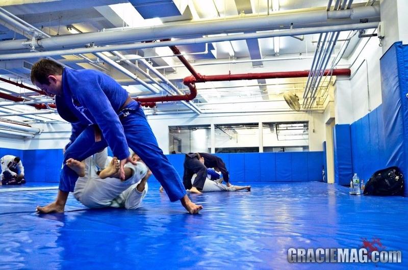 Brazilian Jiu-Jitsu fundamentals: guard recovery