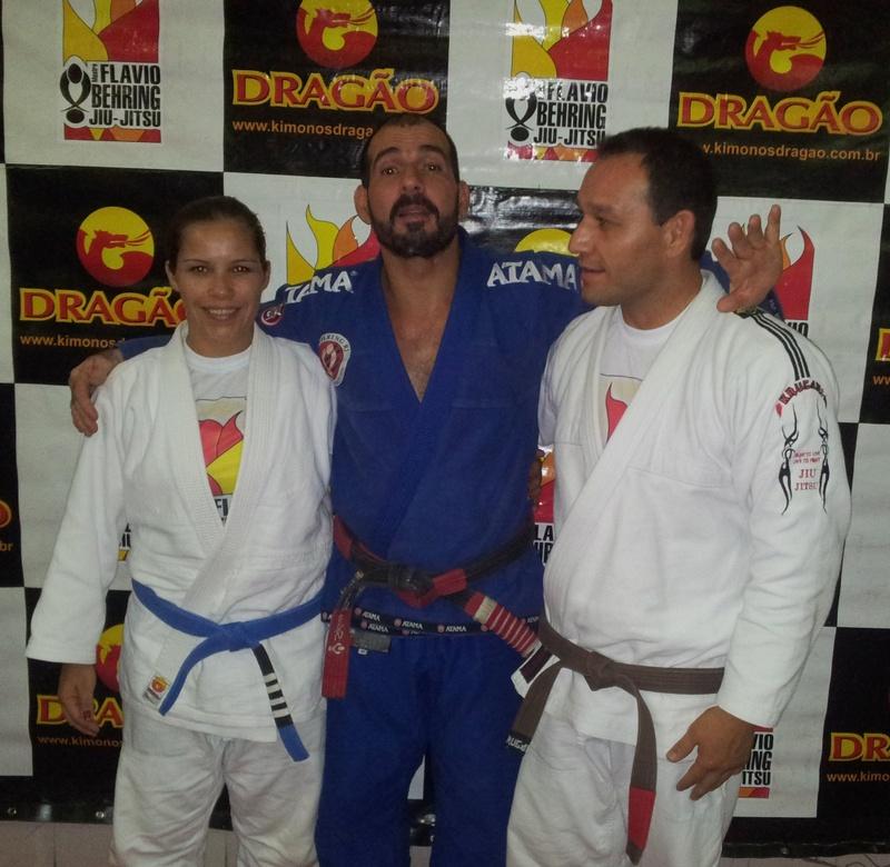 Meeting Behring Jiu-Jitsu 2012