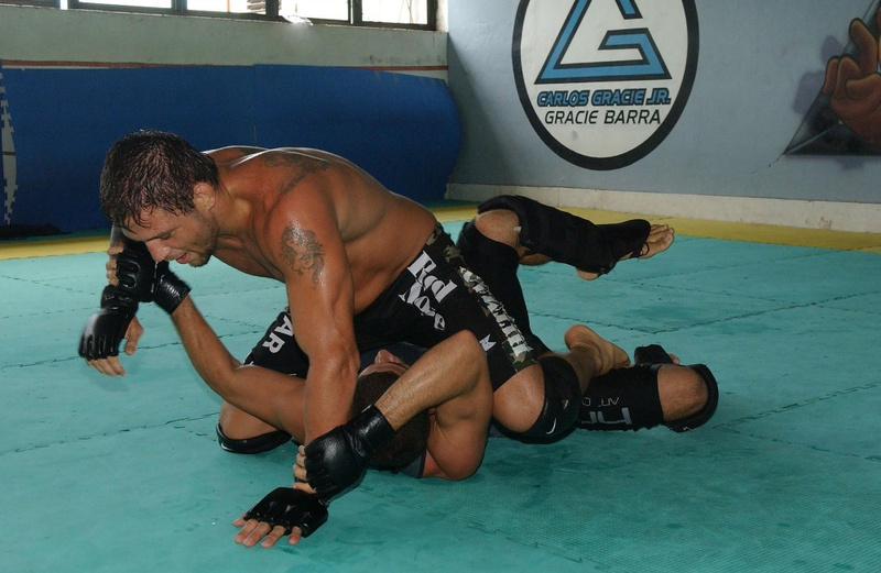 BJJ History: Babalu and the search for improvement in MMA