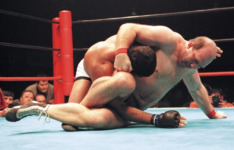 BJJ history: In 2000, Dan Henderson was the King of Kings in Japan