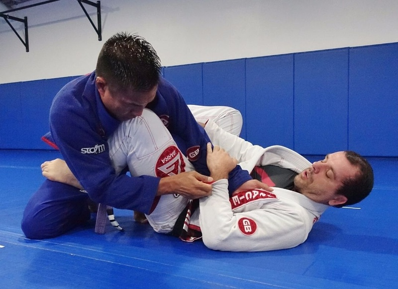 Saturday BJJ Roll at GB Irvine