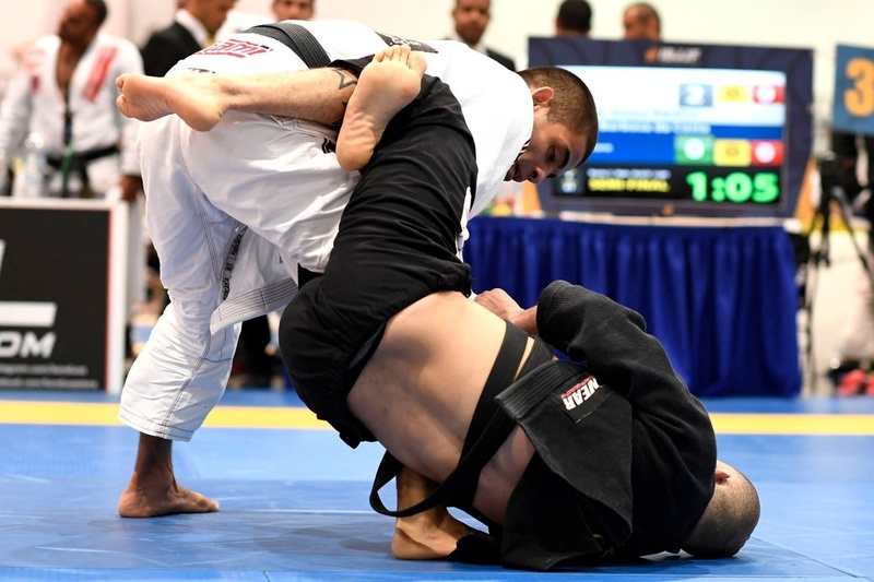 BJJ World Master 2016: Vitor Shaolin vs. Cícero Costha