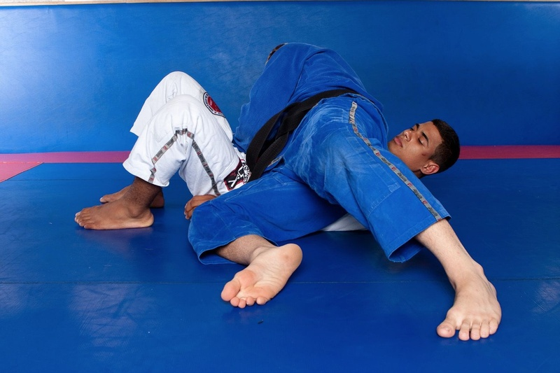 BJJ lessons: The BJJ black belt Mike Fowler teaches us how to apply Kimura