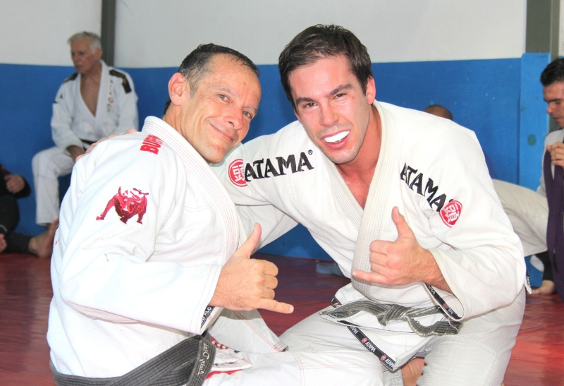 Amizade nos tatames